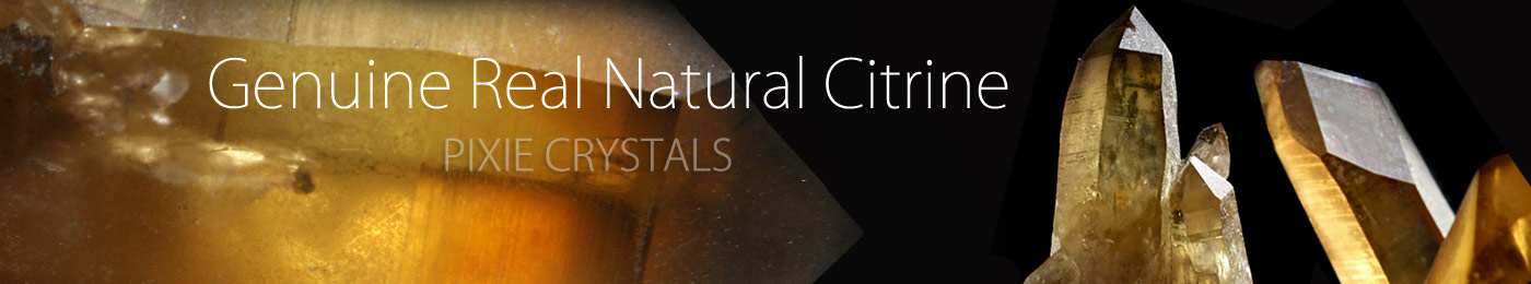 Article on Natural Citrine crystals versus Fake Citrine - we are PASSIONATE about Natural Citrine