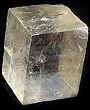 Optical Clear Calcite Cleave