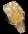 Superb Honey Calcite crystal