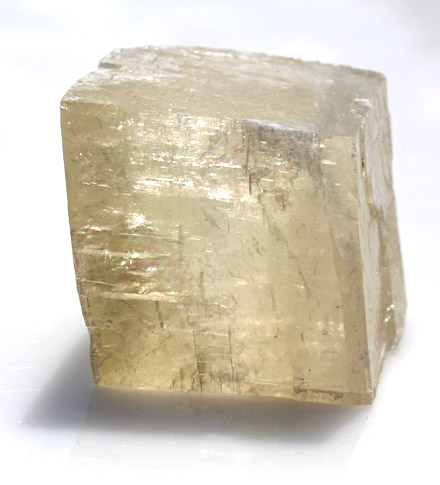 Calcite Crystal Cleave
