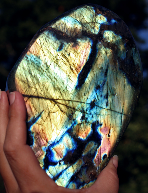 Fantastic Huge WOW Labradorite