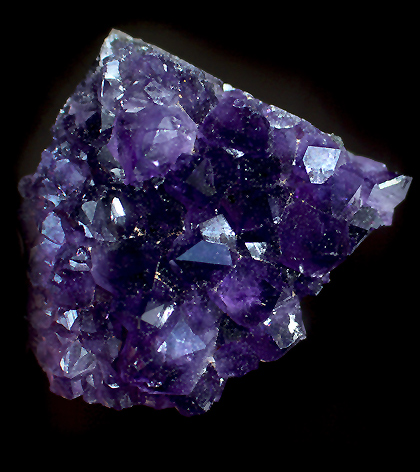 Highest quality Amethyst Cluster