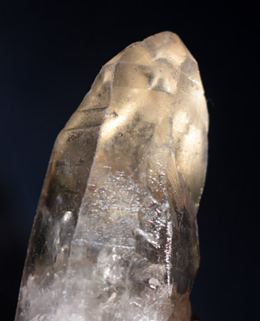Key Release Citrine Crystal