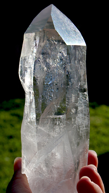 Large Clear Quartz Dow crystal