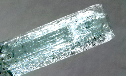 Large Gem Aquamarine Crystal