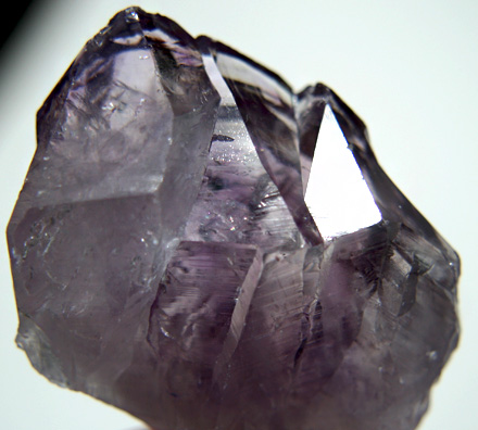 Natural Amethyst Trio crystal