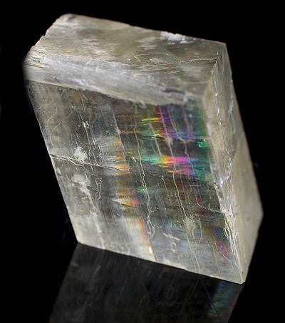 Super Rainbow Calcite