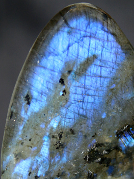 Superb Blue Labradorite