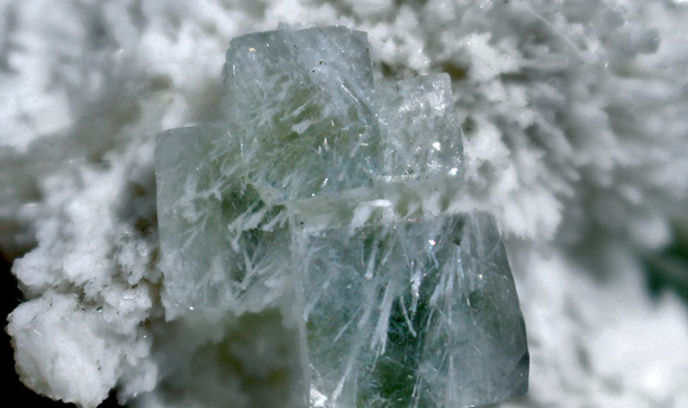 WOW Apophyllite with Scolecite