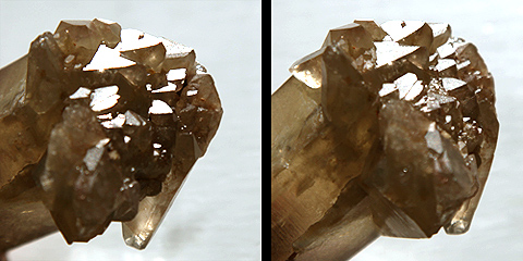 WOW self-healed DT Citrine crystal